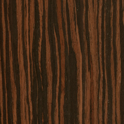Qtr. Macassar Ebony Echo Wood